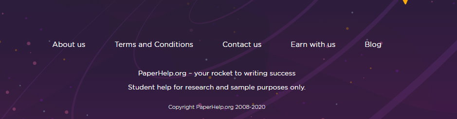 PaperHelp.org has been working since 2008