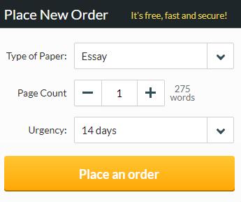 Order process