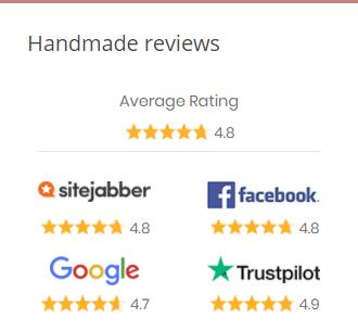 Average rating