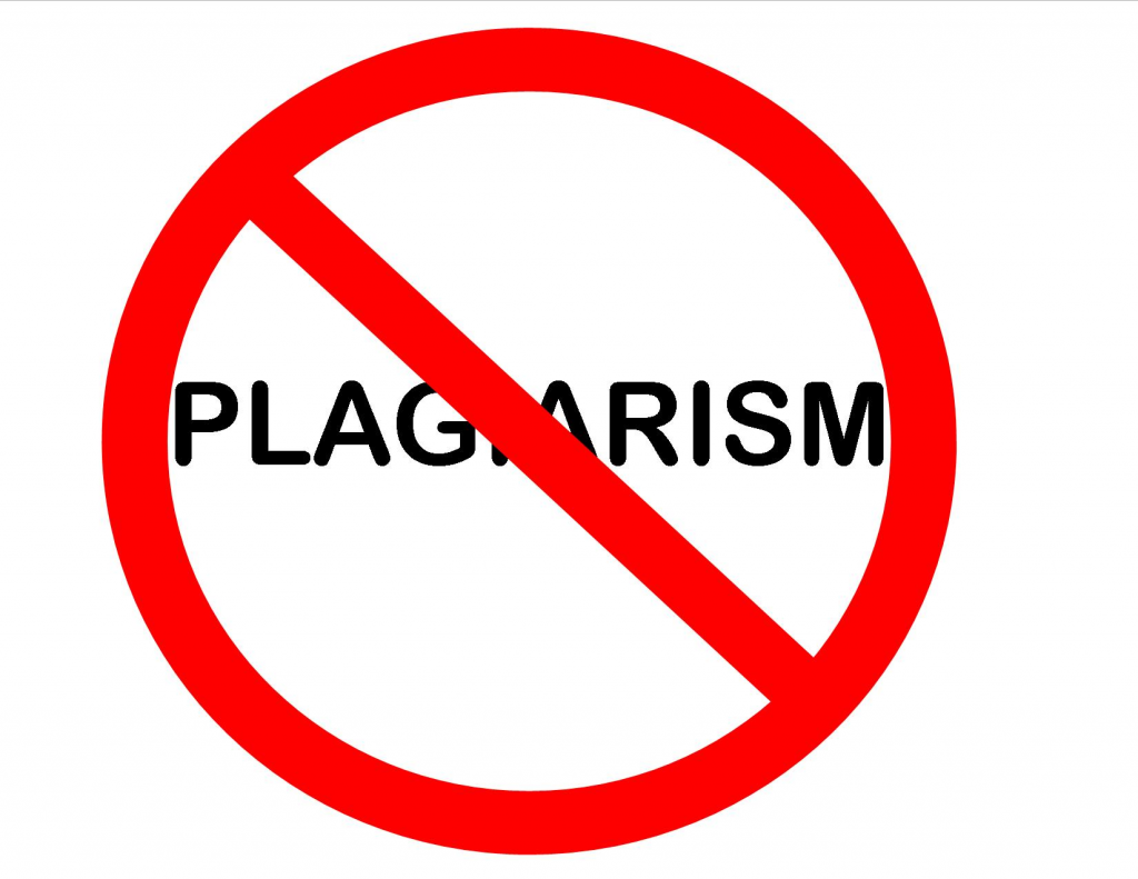 plagiarism is not illegal, but students need to avoid it