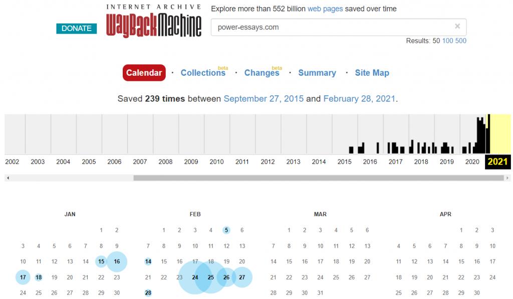 Power-Essays.com was created on September 27, 2015